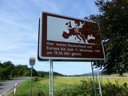 zwischen Ellrich (Thüringen) und Walkenried (Niedersachsen)