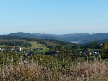 im Märkischen Sauerland zwischen Neuenrade und Werdohl