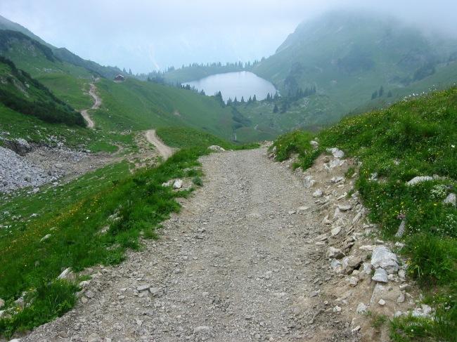 Allgäuer Alpen, 26.06.2003