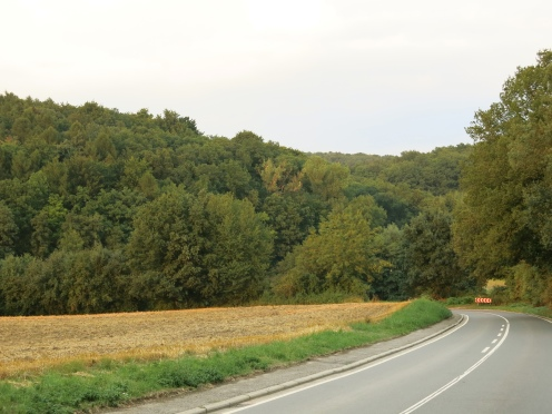 Fröndenberg-Ardey, über dem Ostholzbachtal