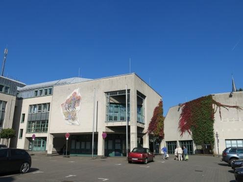 (Neues) Rathaus Menden; 27.09.13