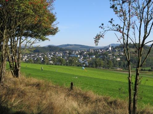 Eversberg bei Meschede im Hochsauerland