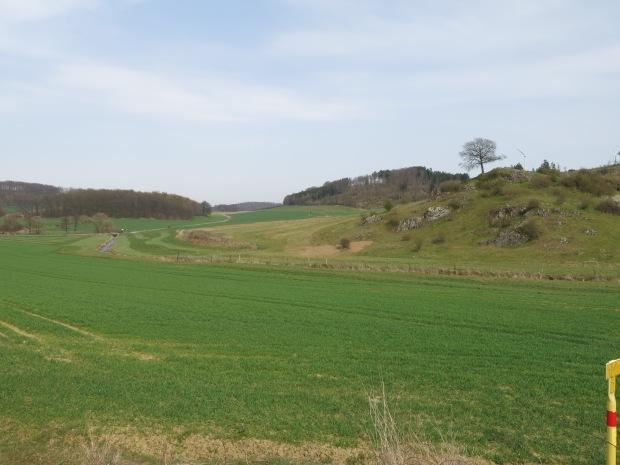 zwischen Küntrop und Garbeck mit Hönne und Kattenstein