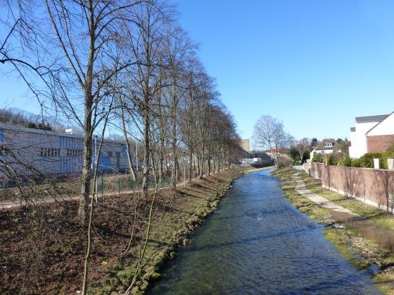 Menden/Sauerland, an der Hönne