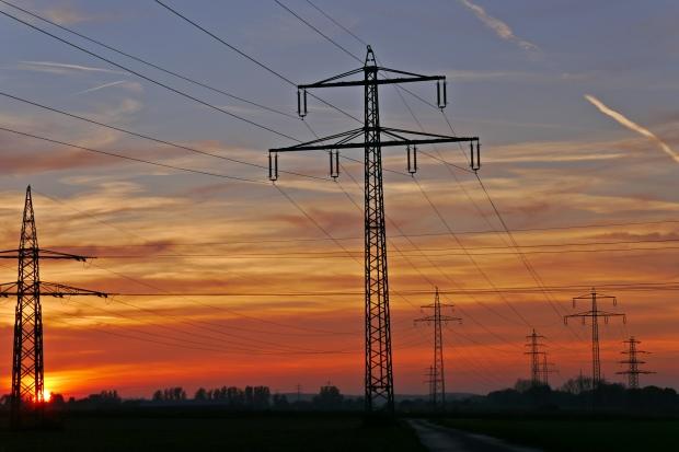 Abendhimmel überm Sassenland