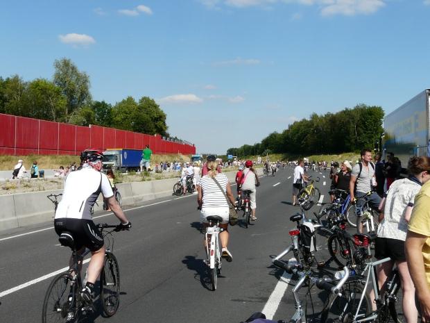 autofreier Ruhrschnellweg