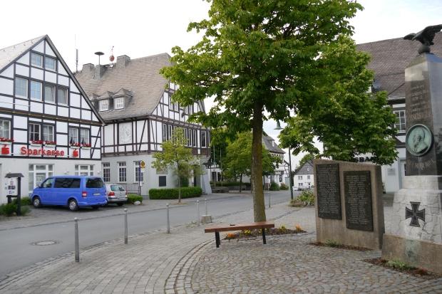 Hirschberg, Zentrum