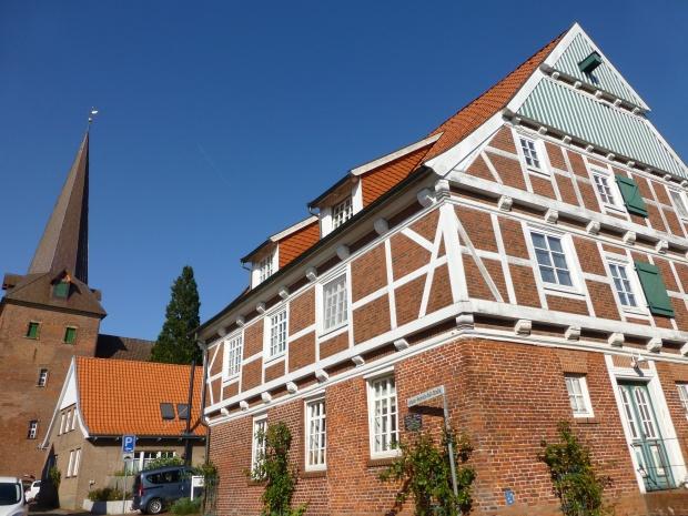 Otterndorf, Altstadt