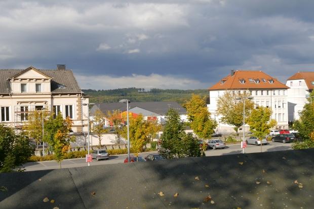 ehem. Ostbahnhof-Gelände, auf Friedrichstr.