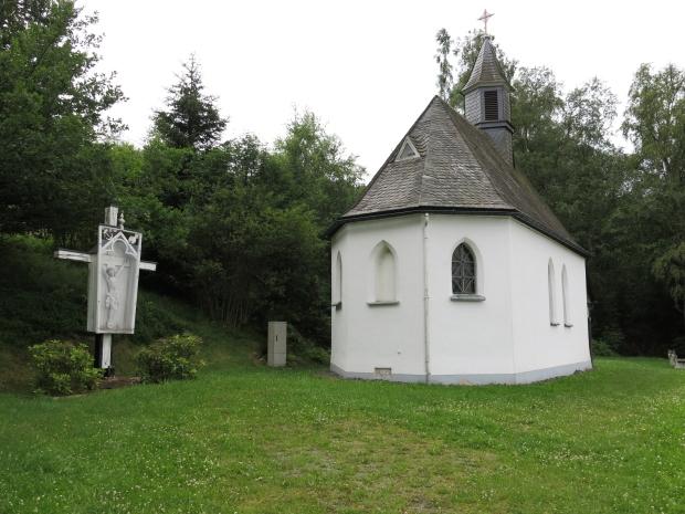 Kapelle auf dem Hackelberg bei Züschen