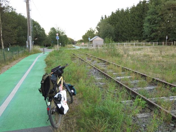ehem. Güterbahnhof Sourbrodt